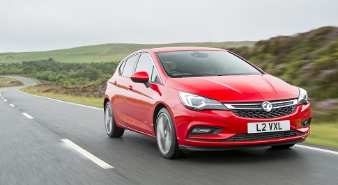 Vauxhall Astra records five-star Euro NCAP safety rating