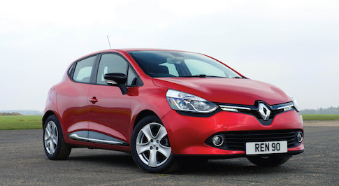 100th Clio delivered to RED driving instructors as part of deal with Renault