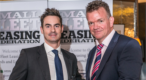 Citroen tastes success at the Small Fleet Leasing Awards