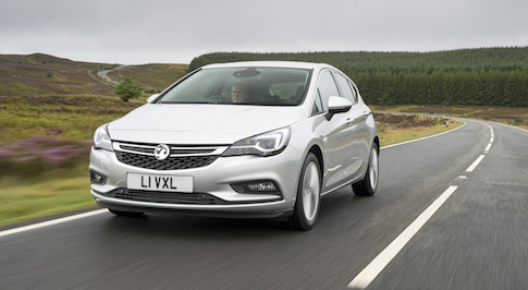 New Astra nominated for 2016 European Car of the Year award