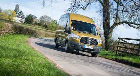 Ford Transit inducted into What Van? Hall of Fame