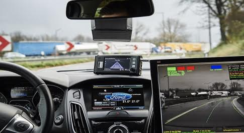 Ford develops autonomous technology that reduces traffic stress and parks cars remotely