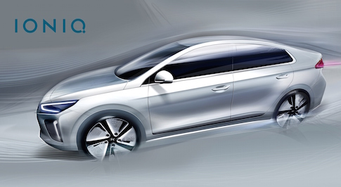 New rendering of Hyundai's hotly-anticipated Ioniq revealed