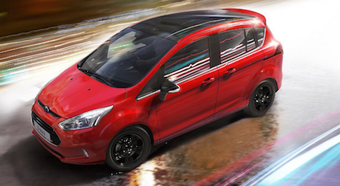 Host of new colour options for Ford's small car range in 2016
