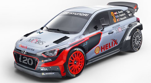 Hyundai Motorsport reveal new generation i20 WRC
